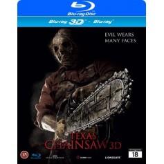 Texas Chainsaw 3D (3D-Blu-ray + Blu-ray)