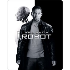 I, Robot - Limited Edition Steelbook (Blu-ray) (Import sv.text)