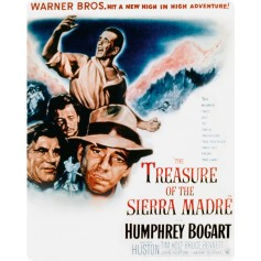 Treasure of the Sierra Madre Ltd Steelbook (Blu-ray + UV) (Import Sv.Text)