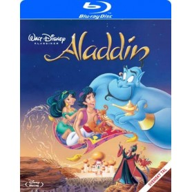 Aladdin (Disney) (Blu-ray)