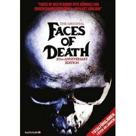 Faces of Death - 30th anniversary edition
