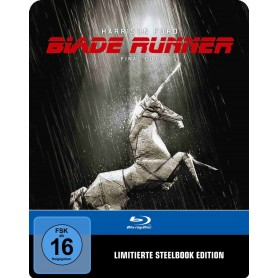 Blade runner (Limited Edition Steelbook) (Import sv.text)