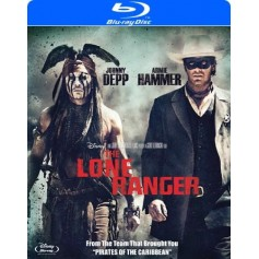 The Lone Ranger (Blu-ray)