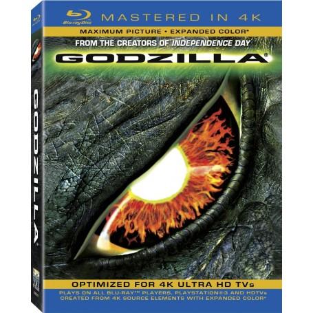 Godzilla (Mastered in 4K) (Blu-ray) (Import)