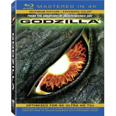 Godzilla (Mastered in 4K) (Blu-ray) (Import)