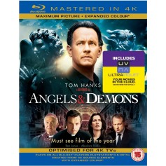 Angels & Demons (Mastered in 4K) (Blu-ray) (Import)