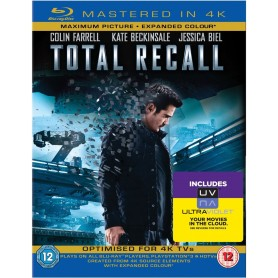 Total Recall (2012) (Mastered in 4K) (Blu-ray) (Import)