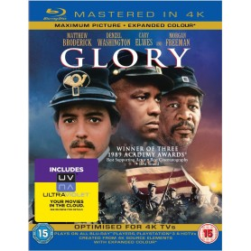 Glory (Mastered in 4K) (Blu-ray) (Import)