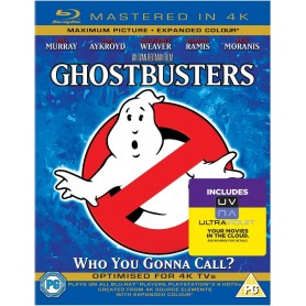 Ghostbusters (Mastered in 4K) (Blu-ray) (Import)