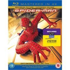 Spider-Man (Mastered in 4K) (Blu-ray) (Import)
