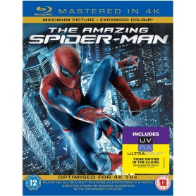 The Amazing Spider-Man (Mastered in 4K) (Blu-ray) (Import)