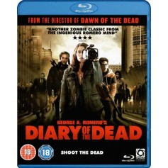 Diary of the Dead (Blu-ray) (Import)