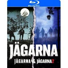 Jägarna 1 + 2 (2-disc) (Blu-ray)