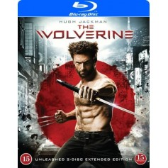 The Wolverine (2013) (Blu-ray)