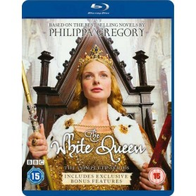 White queen - Complete series (Blu-ray) (Import)
