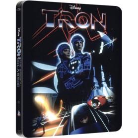 Tron (Steelbook) (Blu-ray) (Import sv.text)