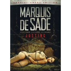 Marquis De Sade: Justine (Uncut)