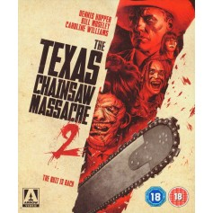 Texas Chainsaw Massacre 2 (Limited 3-Disc) (Blu-ray) (Import)
