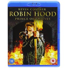 Robin Hood - Prince Of Thieves (Blu-ray) (Import Sv.Text)