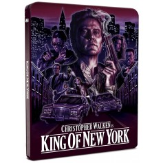 King of New York (Limited Edt.) (Steelbook) (Blu-ray + DVD)