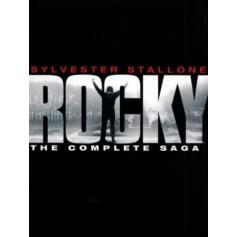 Rocky - Complete Saga (6-disc)