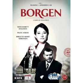 Borgen - Säsong 1