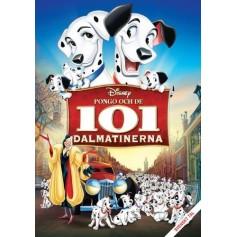 Pongo Och De 101 Dalmatinerna (Disney) (Nyrelease)