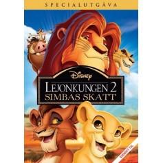 Lejonkungen 2 - Simbas Skatt (Disney)