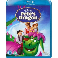 Pete's Dragon (Blu-ray) (Import)