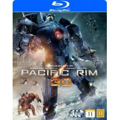 Pacific Rim (Real 3D + 2-disc Blu-ray)