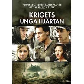 Krigets Unga Hjärtan (Miniserie) (3-disc)