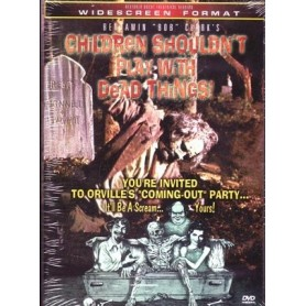 Children Shouldn't Play With Dead Things (Widescreen) (Import)
