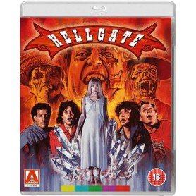 Hellgate (Limited Edition) (Blu-ray & DVD) (Import)