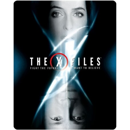 X Files: Fight the Future / The X Files: I Want to Believe - Limited Edition Steelbook (Blu-ray) (Import)