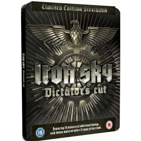 Iron Sky: Dictator's Cut - Limited Edition Embossed Steelbook (Blu-ray) (Import)