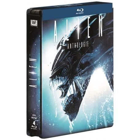 Alien Anthologie - Limited Edition Steelbook (Blu-ray) (Import)