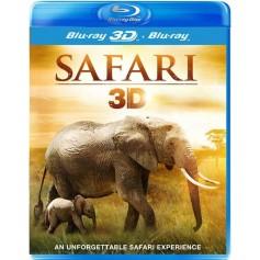 Safari 3D (Blu-ray) (Import)