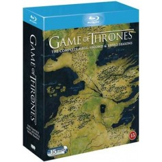 Game of Thrones - Säsong 1-3 (Blu-ray) (15-Disc)