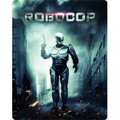 Robocop-Ltd Edition Steelbook (Bluray) (Import)