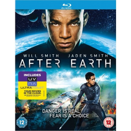 After Earth (Mastered in 4K) (Blu-ray) (Import)
