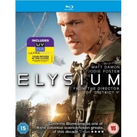 Elysium (Mastered in 4K) (Blu-ray) (Import)