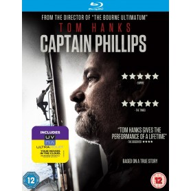 Captain Phillips (Mastered in 4K) (Blu-ray) (Import Sv.text)