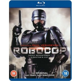 Robocop (Mastered in 4K) (Blu-ray) (Import sv.text)