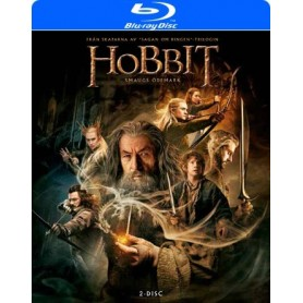 Hobbit - Smaugs Ödemark (2-disc) (Blu-ray)