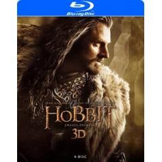 Hobbit - Smaugs Ödemark (4-disc) (Real 3D + Blu-ray)