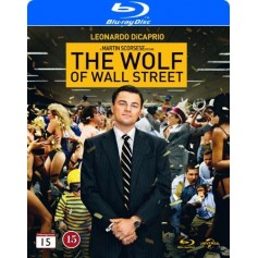 Wolf of Wall Street (Blu-ray)