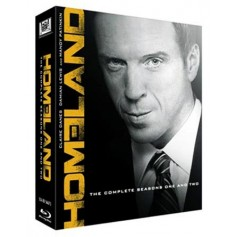 Homeland - Säsong 1 & 2 Box (Blu-ray) (6-disc)