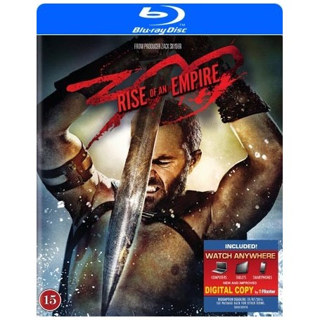 300 - Rise of An Empire (Blu-ray)