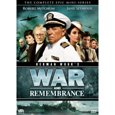 War and Remembrance: Complete Series (13-disc) (Import)
