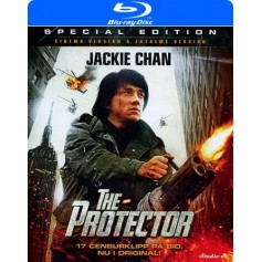 The Protector: Director's cut (Blu-ray) (1985)
